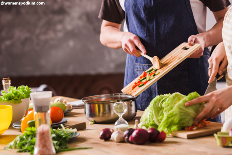 learn how to cook - Time Demands the Change