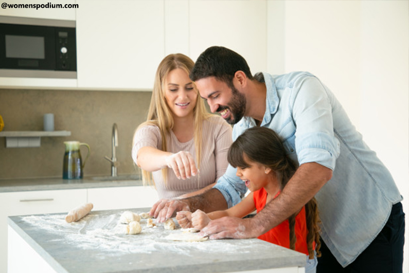 learn how to cook - Quality Family Time