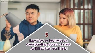 5 Easy Ways to Deal with an Overspending Spouse – It