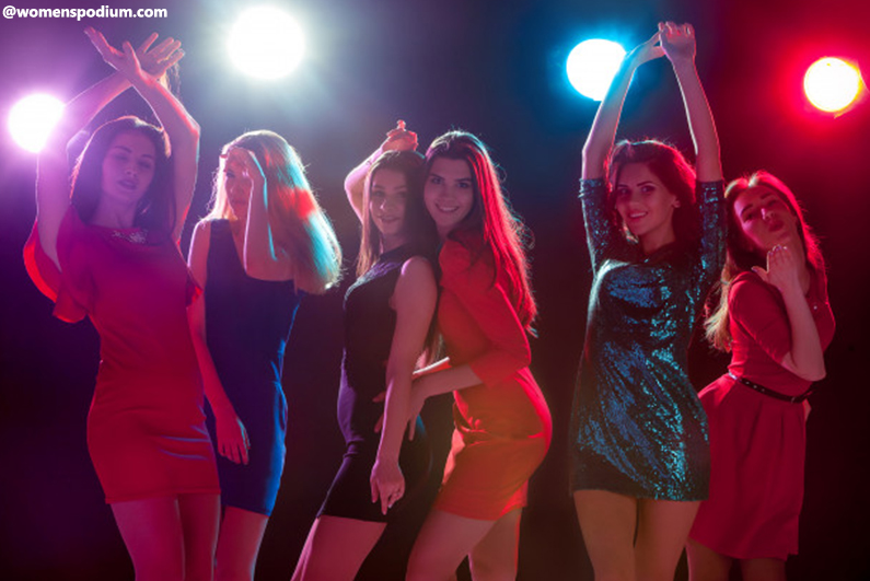 Girls Night Out - Go Out Dancing