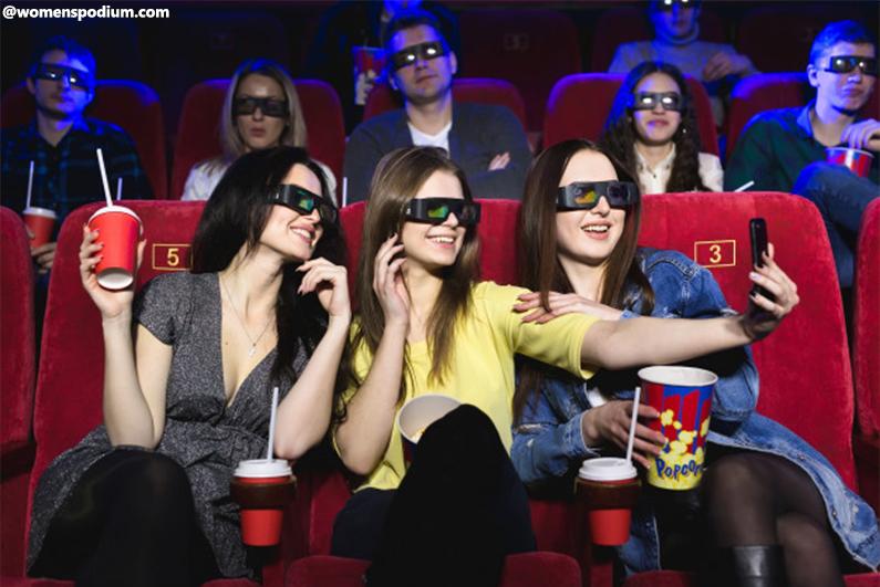 Watch a Girls' Night Movie
