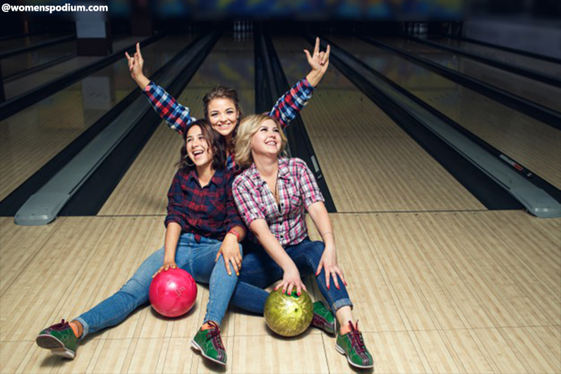 Girls Night Out - Go, Bowling