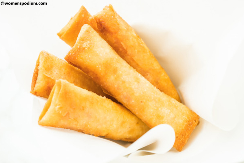 Middle Eastern Recipes - Deep Fried Pastry