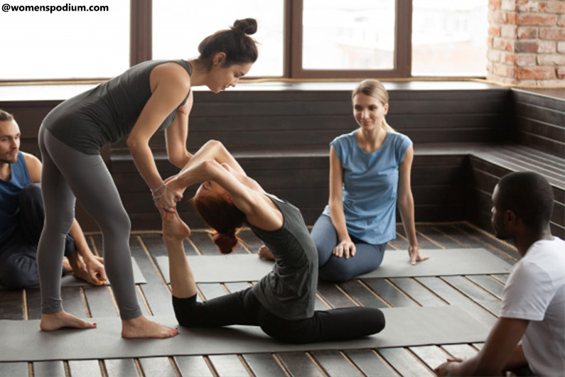 Jobs for Working Moms - Fitness Trainer