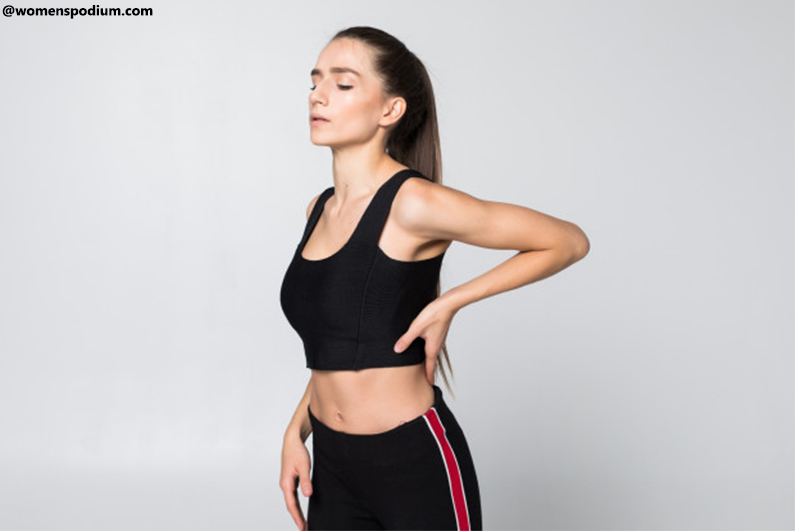 Benefits of Wearing a Corset - Back Pain