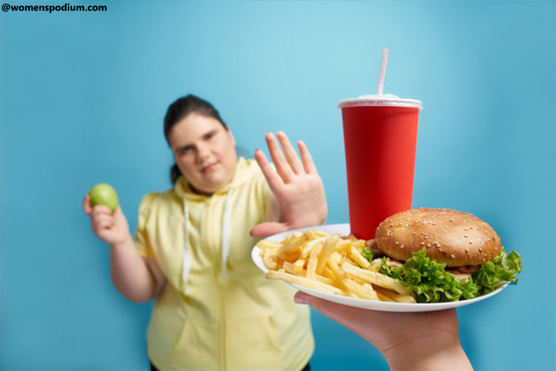 Stay Away from Junk Foods