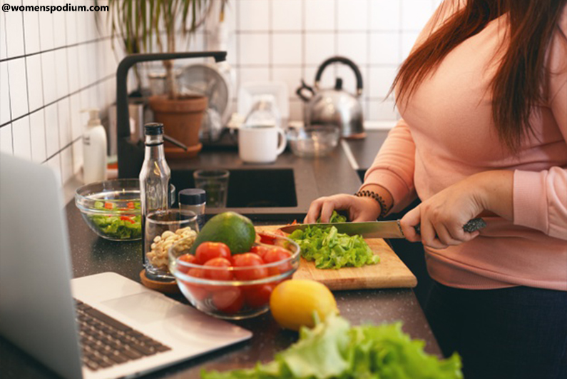 Right Food Intake - Vegetables and Fruits