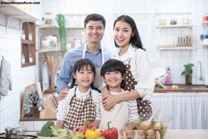 Importance of Cooking At Home