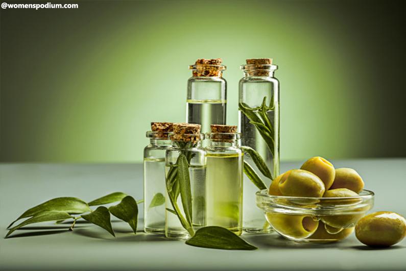 Right Food Intake - Vegetable Oils