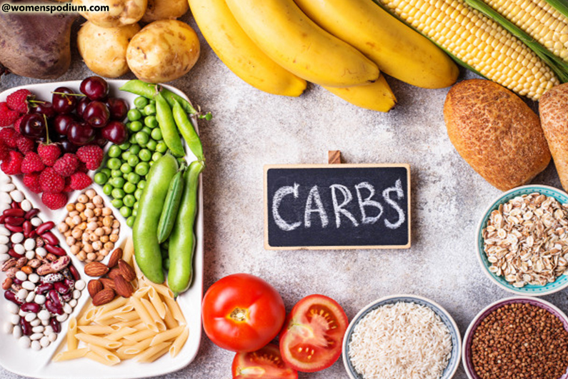 Right Food Intake - Carbohydrate Intake