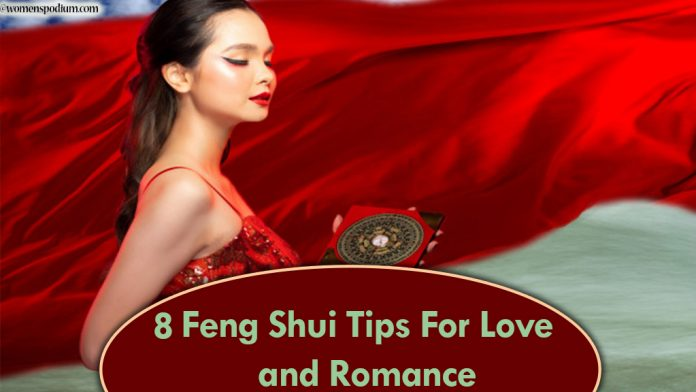 8 Feng Shui Tips For Love and Romance