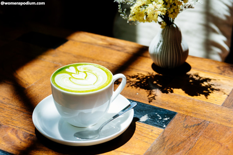 Alternatives to Coffee - Matcha Latte