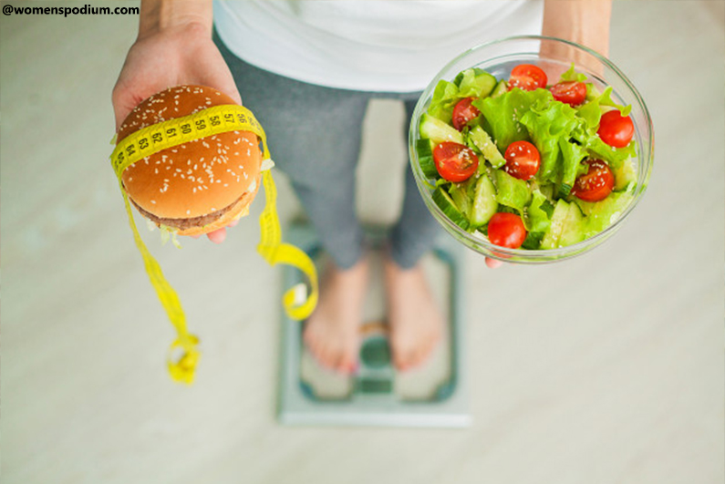 Right Food Intake - Healthy Eating Choices