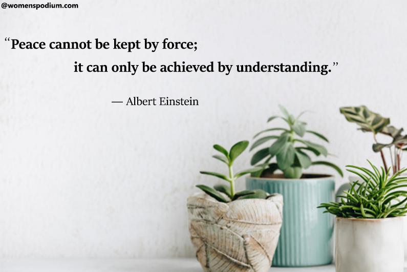 ―Albert Einstein