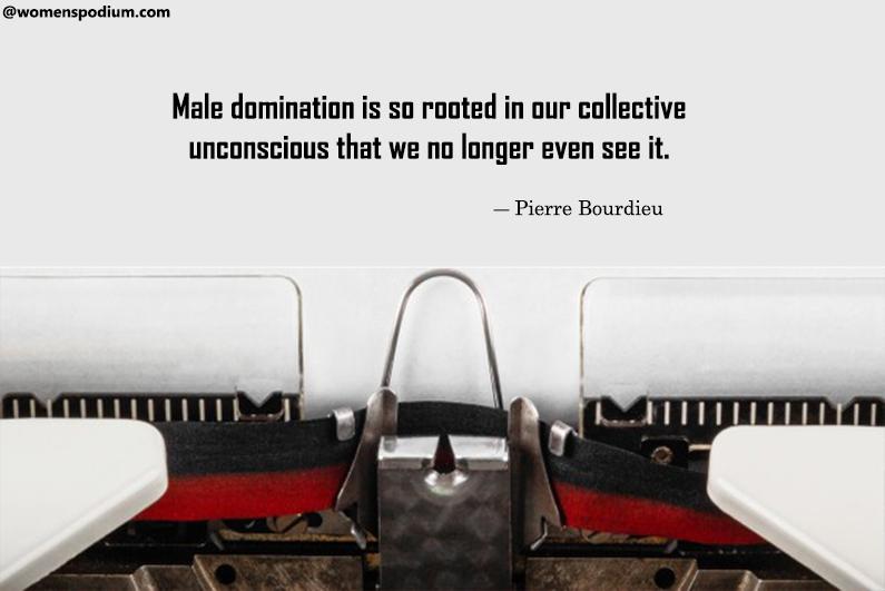― Pierre Bourdieu