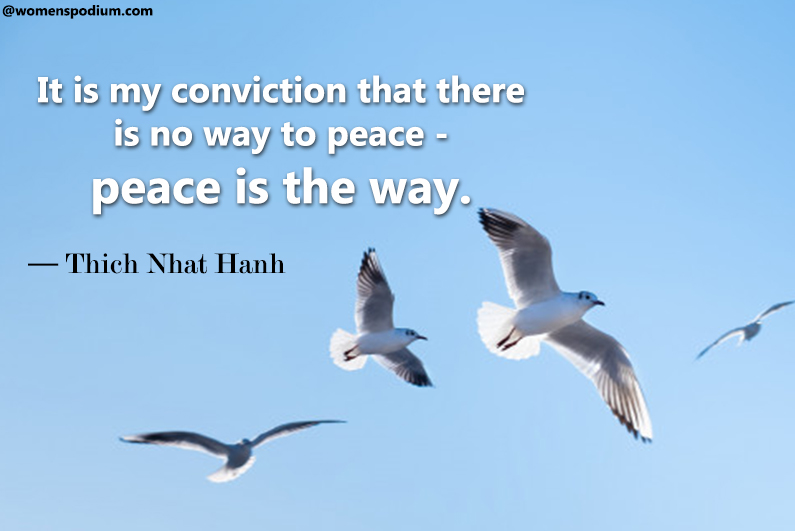 ―Thich Nhat Hanh