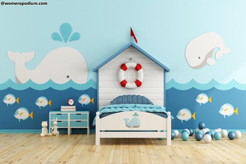 Aqua Adventure – Ocean Room Ideas