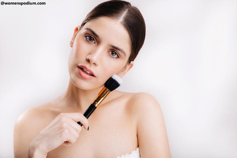 Stipple for Full Coverage Makeup