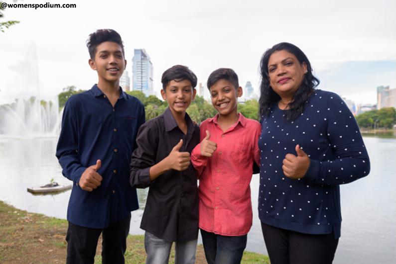 Teenage boy - Teach Them How to Socialize Better