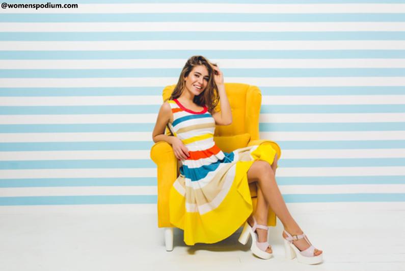 fashion mistakes - Avoid Overabundance of Colors