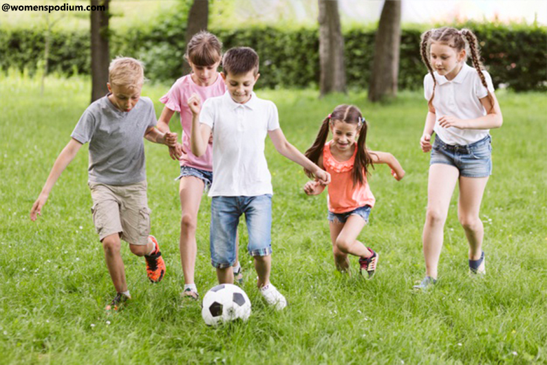 How Much Physical Activity do Children Need