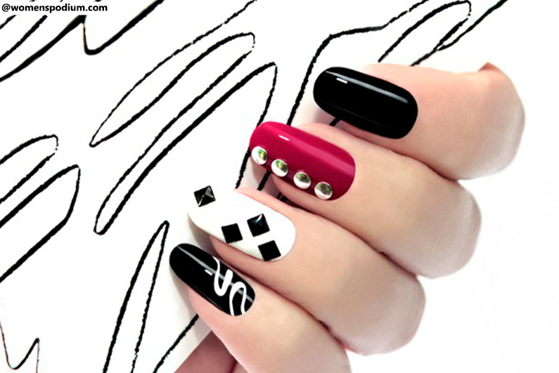 Beads 3d Nail Designs