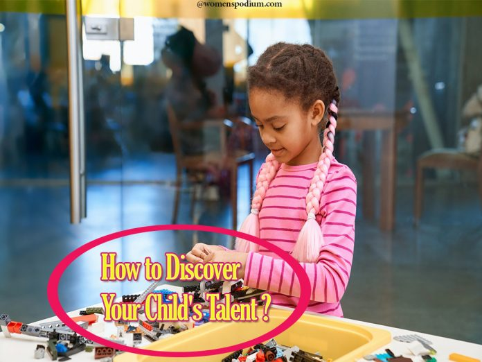 discover your child's talent