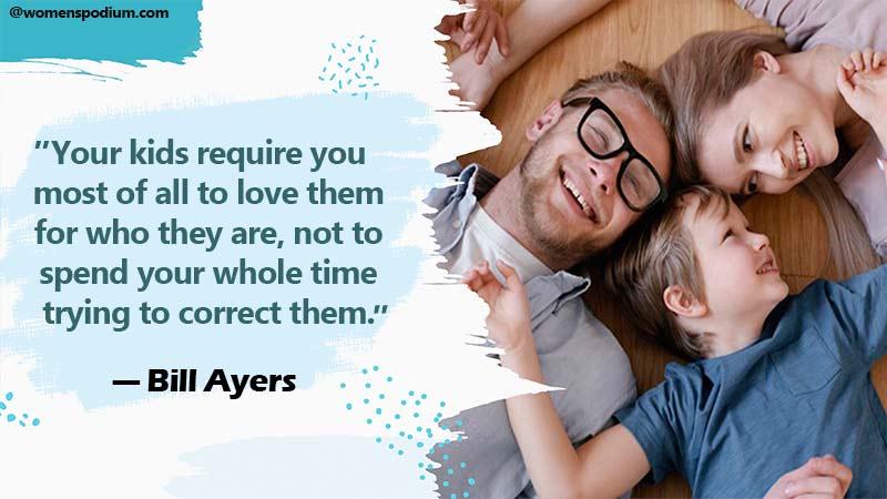 — Bill Ayers