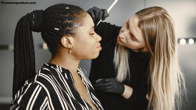 Makeup Setting Unrealistic Standards