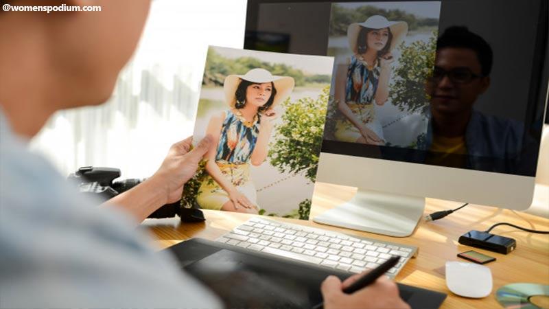 Photo Editing Causing Unrealistic Beauty Standards