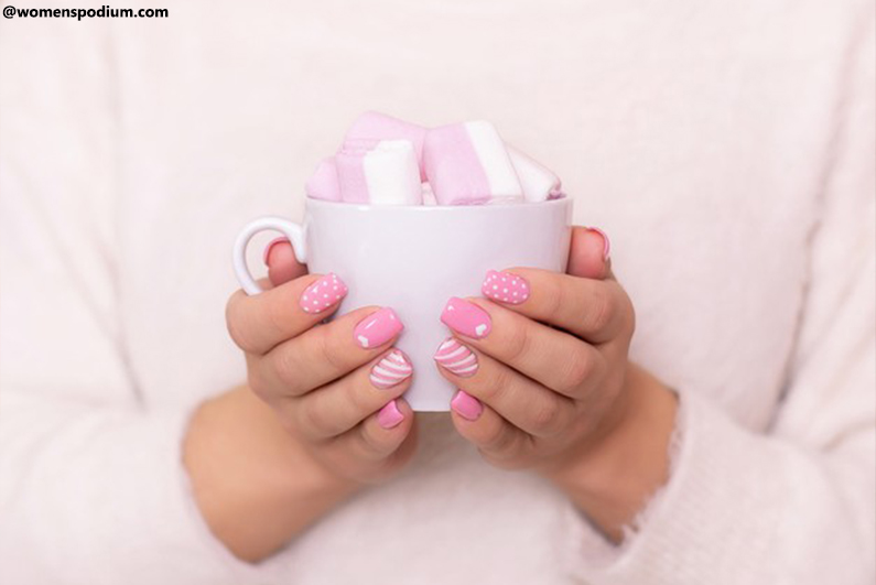 Go Pink with Polka