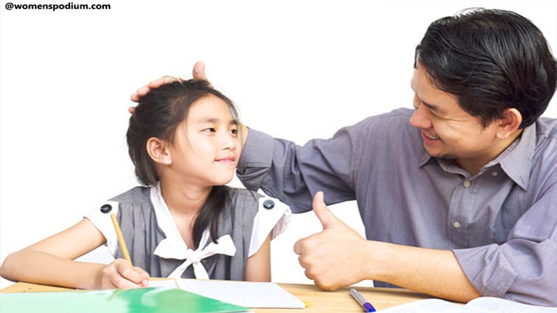 Fathers Instill Leadership Qualities