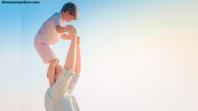 Fathers can boost self esteem of kids