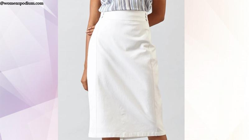 High Waist Summer style Skirt