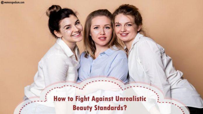 Unrealistic Beauty Standards