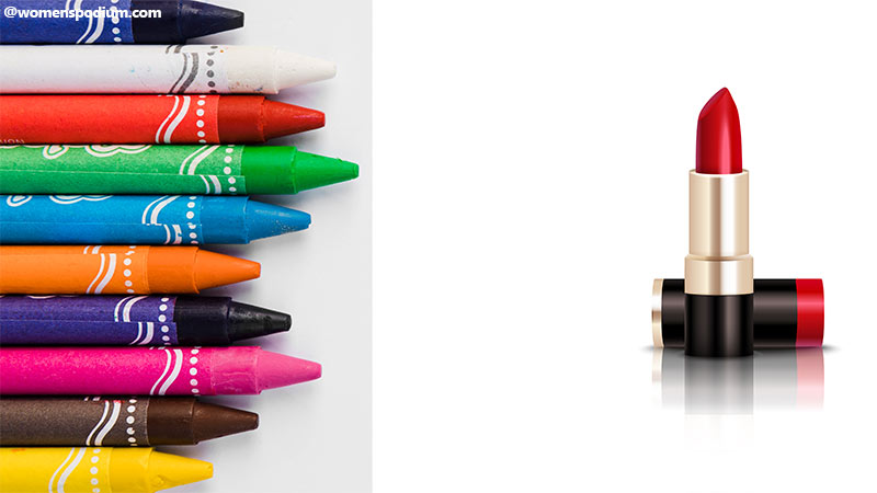 How to Make Lipstick with Crayons