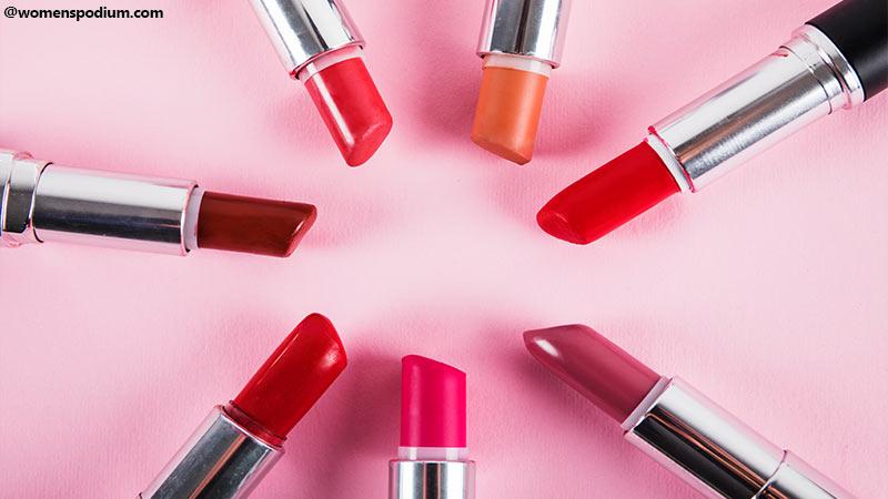 Re-using Old Lipsticks