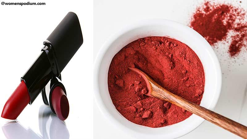Natural Pigmented Lip color
