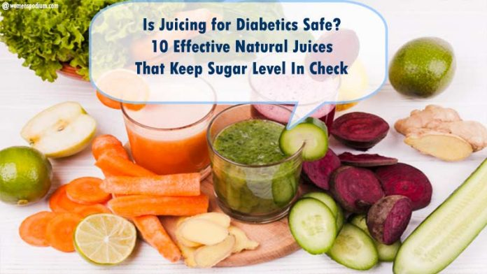 Juicing for Diabetics