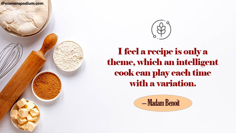 Recipe is a theme