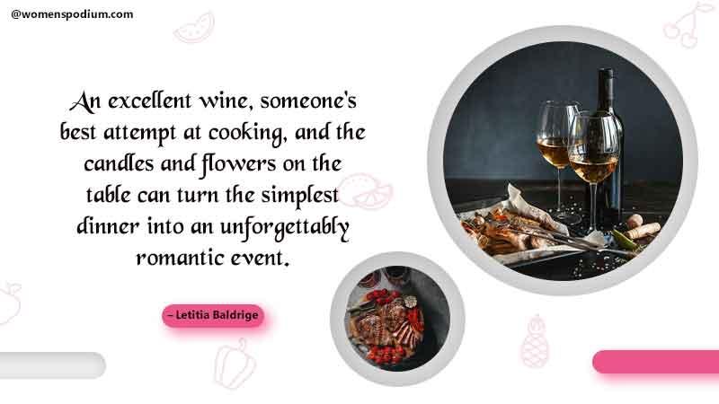 Romantic event