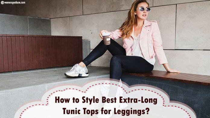 Extra-Long Tunic Tops for Leggings