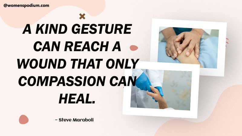 compassion can heal