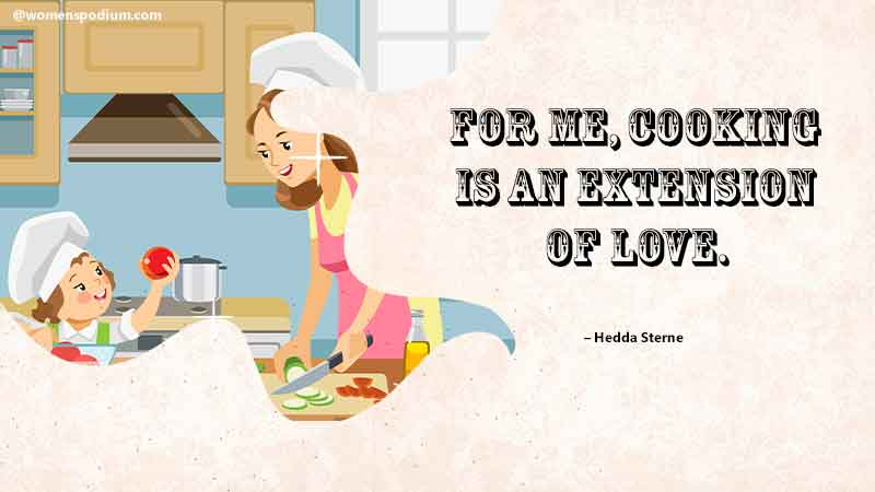 cooking is love - cooking quotes