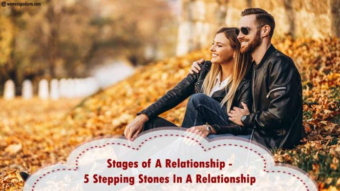 Stages of A Relationship