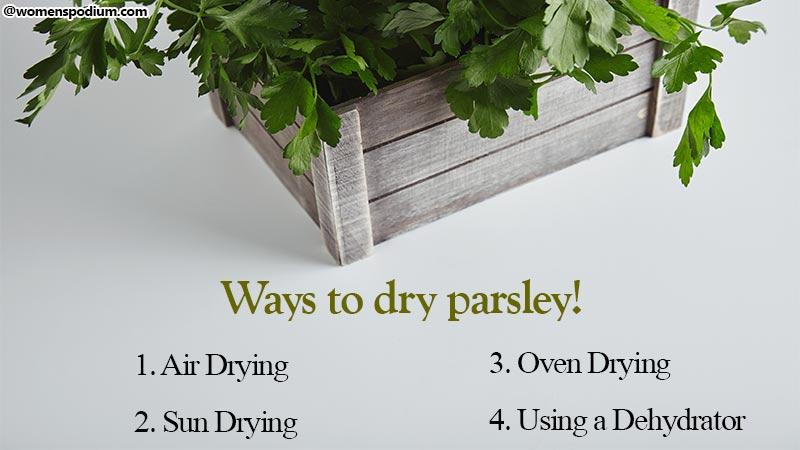 Ways to Dry Herbs