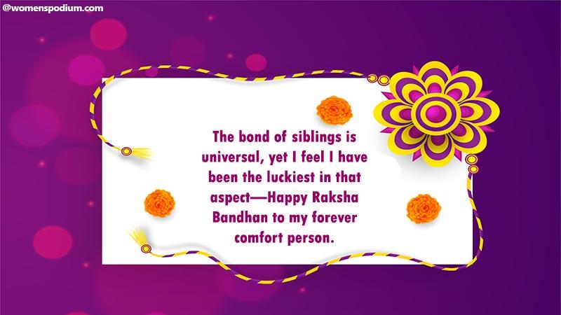 Raksha Bandhan Occasion