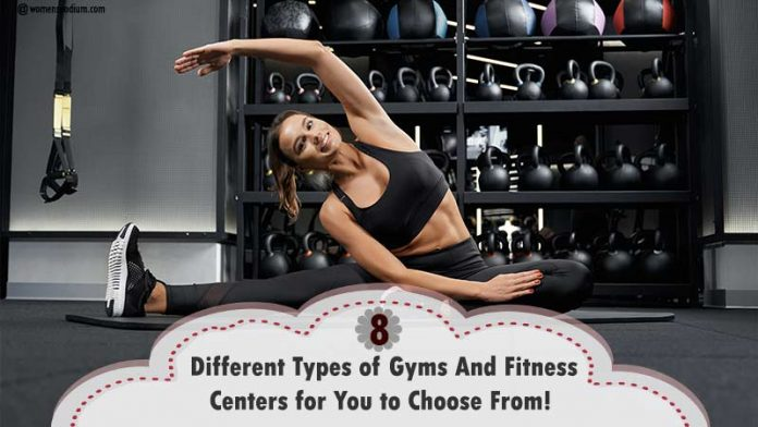 Types of Gyms