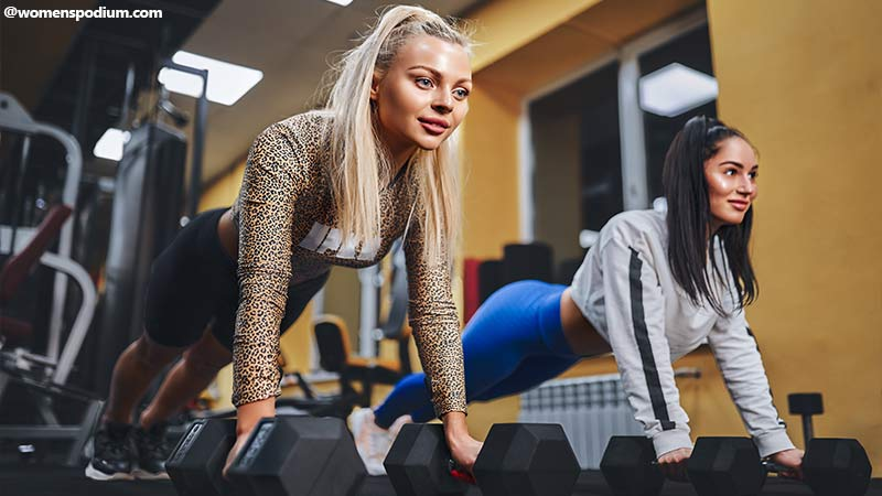 Women Working Out