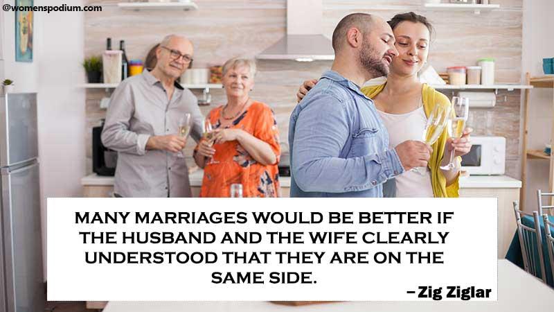 Be Understanding In-Laws